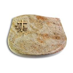 Cassiopeia/Indisch-Black Kreuz 1 (Bronze)