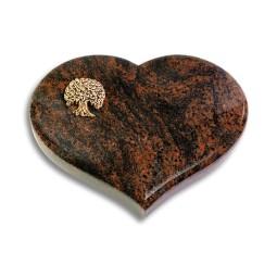 Coeur/Aruba Baum 3 (Bronze)
