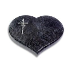 Coeur/Kashmir Kreuz/Ähren (Alu)