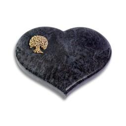 Coeur/Kashmir Baum 3 (Bronze)