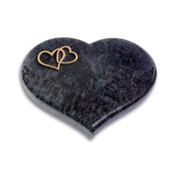 Coeur/Kashmir Herzen (Bronze)