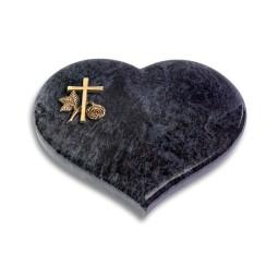 Coeur/Kashmir Kreuz 1 (Bronze)