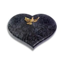 Coeur/Kashmir Taube (Bronze)