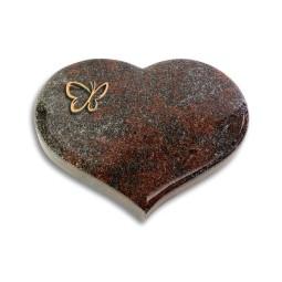 Coeur/Orion Papillon (Bronze)