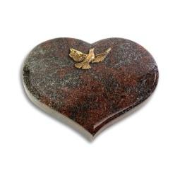 Coeur/Orion Taube (Bronze)