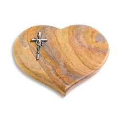 Coeur/Paradiso Kreuz/Ähren (Alu)