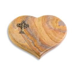 Coeur/Paradiso Baum 2 (Bronze)