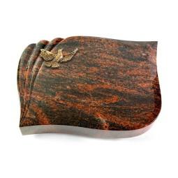 Eterna/Indisch-Impala Taube (Bronze)