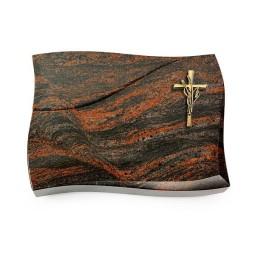 Firenze/Aruba Kreuz/Ähren (Bronze)