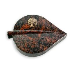 Folia/New-Kashmir Baum 3 (Bronze)