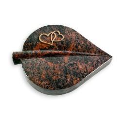 Folia/New-Kashmir Herzen (Bronze)