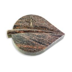 Folia/Aruba Baum 2 (Bronze)