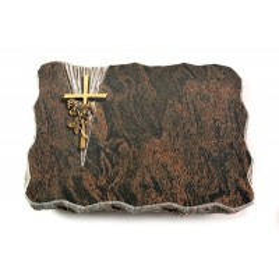 Barap Delta Kreuz/Ähren (Bronze)