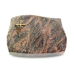 Galaxie/Aruba Kreuz/Rose (Bronze)