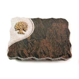 Barap Folio Baum 2 (Bronze)