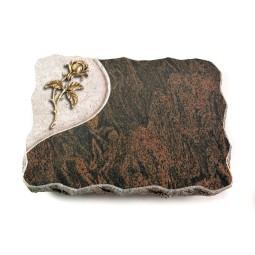 Barap Folio Rose 1 (Bronze)