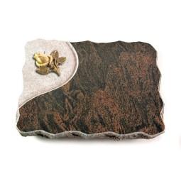 Barap Folio Rose 2 (Bronze)