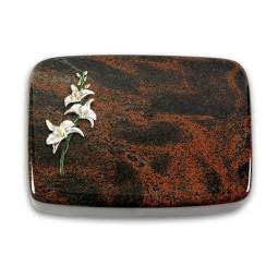 Linea/Viskont-White Orchidee (Color)