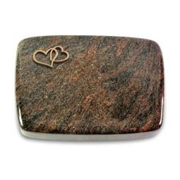 Linea/Aruba Herzen (Bronze)