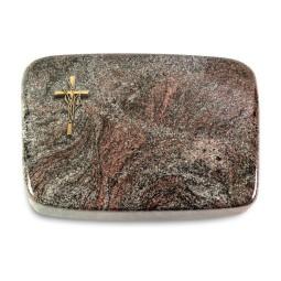 Linea/Orion Kreuz/Ähren (Bronze)