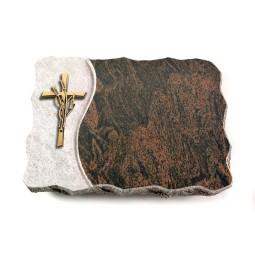 Barap Wave Kreuz 2 (Bronze)