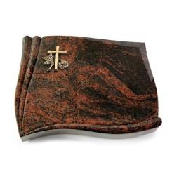 Memory/Paradiso Kreuz 1 (Bronze)