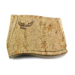 Memory/Himalaya Taube (Bronze)