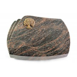 Paris/Aruba Baum 3 (Bronze)