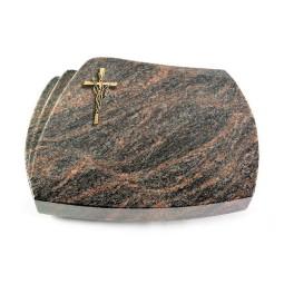 Paris/Aruba Kreuz/Ähren (Bronze)