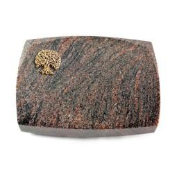 Roma/New-Kashmir Baum 3 (Bronze)