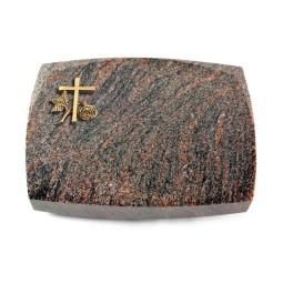 Roma/New-Kashmir Kreuz 1 (Bronze)