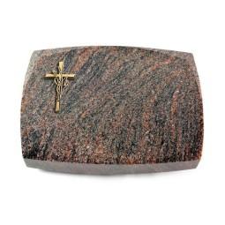 Roma/New-Kashmir Kreuz/Ähren (Bronze)