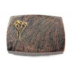 Roma/New-Kashmir Lilie (Bronze)