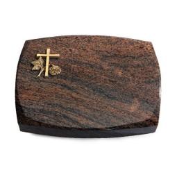 Roma/Himalaya Kreuz 1 (Bronze)