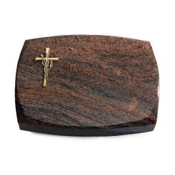 Roma/Himalaya Kreuz/Ähren (Bronze)