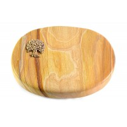 Rondo/Paradiso Baum 3 (Bronze)