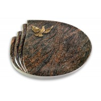 Waves/Aruba Taube (Bronze)
