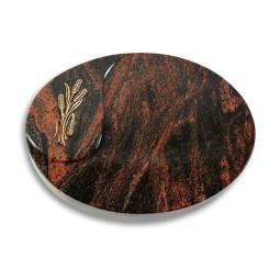 Yang/Indisch-Impala Ähren 1 (Bronze)