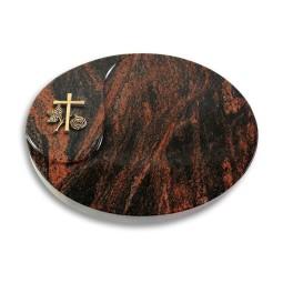 Yang/Indisch-Impala Kreuz 1 (Bronze)