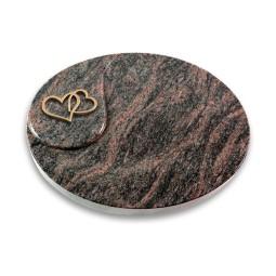 Yang/Aruba Herzen (Bronze)