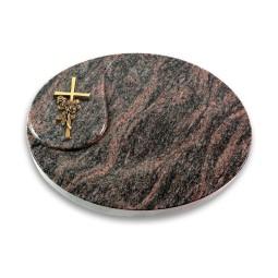 Yang/Aruba Kreuz/Rose (Bronze)