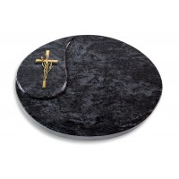 Yang/Kashmir Kreuz/Ähren (Bronze)
