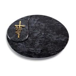 Yang/Kashmir Kreuz/Rose (Bronze)