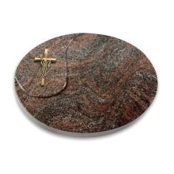 Yang/Orion Kreuz/Ähren (Bronze)