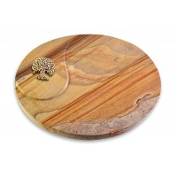 Yang/Paradiso Baum 3 (Bronze)