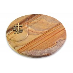 Yang/Paradiso Kreuz 1 (Bronze)