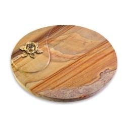 Yang/Paradiso Rose 4 (Bronze)