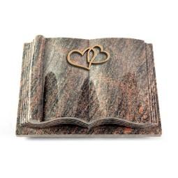 Antique/Aruba Herzen (Bronze)
