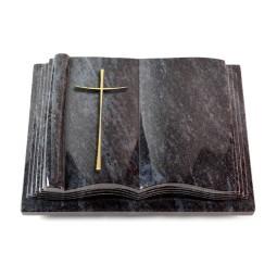 Antique/Indisch-Black Kreuz 2 (Bronze)