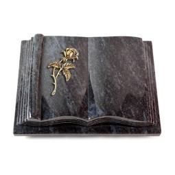 Antique/Indisch-Black Rose 2 (Bronze)